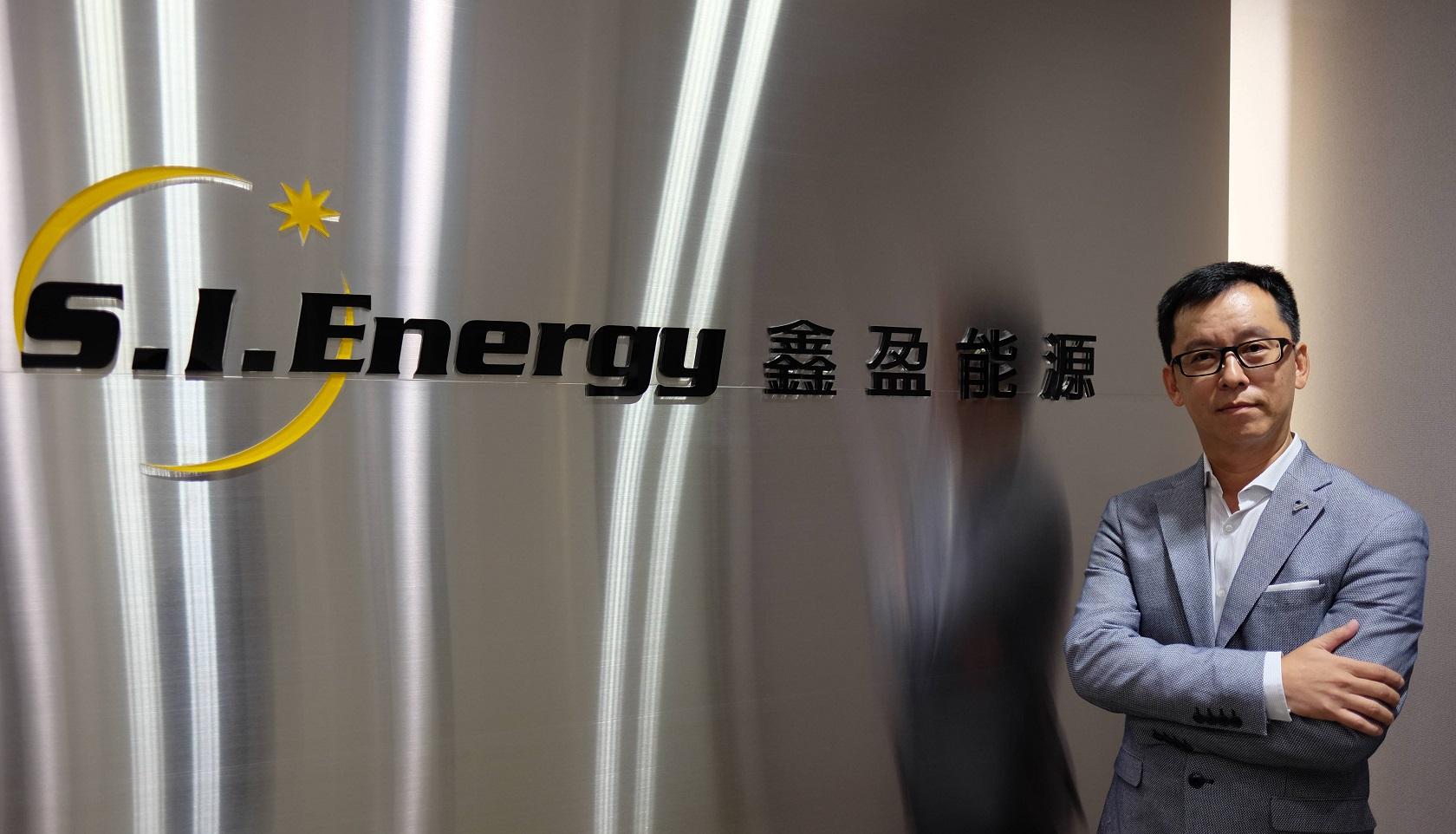【就業新市場】陽光「男」的綠能游牧歲月:專訪鑫盈能源公司執行長徐嘉男